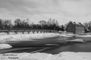 Barrage et moulin